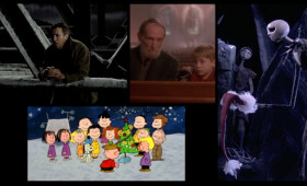 Holiday Movie Mashup!